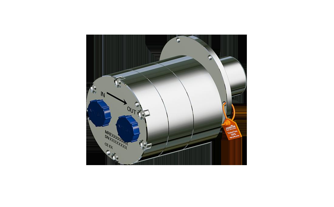 MRE系列微型齿轮泵 / 大流量型
