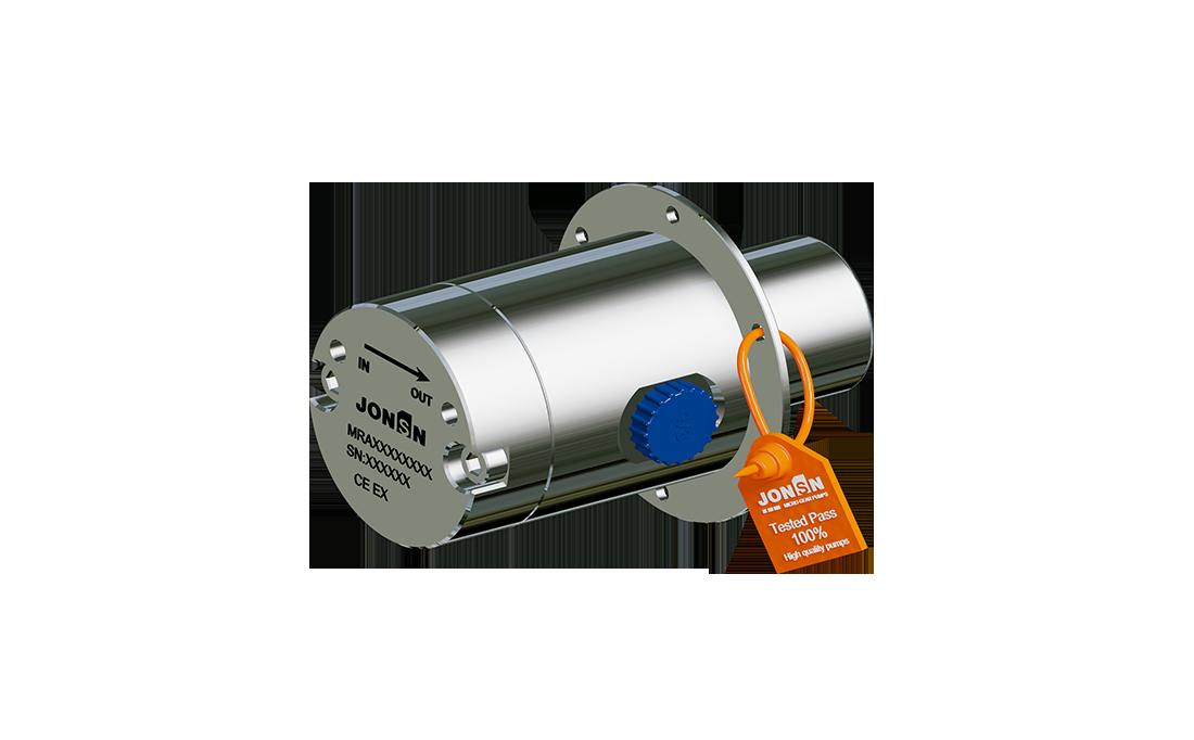 MRA系列微型齿轮泵  /  微小流量型