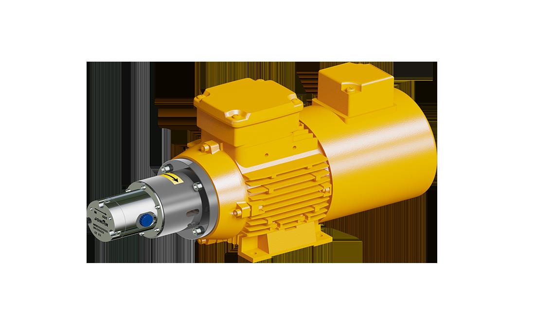 MRB系列微型齿轮泵 / 小流量型